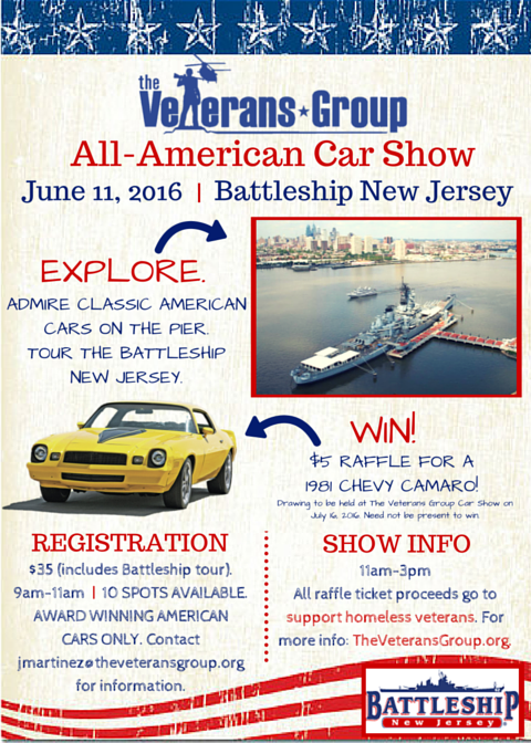 AllAmerican Car Shows Patriot Connections - Car shows in nj