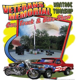 2016 Wantage Township 9th Annual Veterans Memorial Car, Truck & Bike Show
