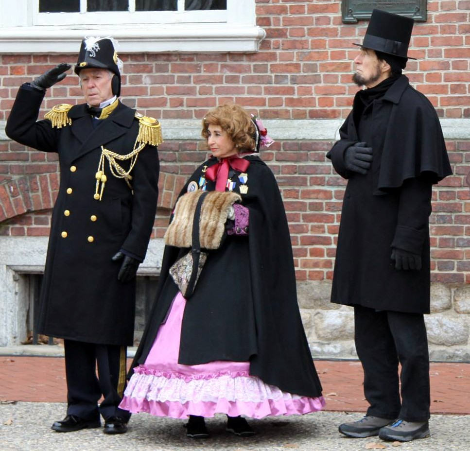 Lincoln Birthday Celebration Parade and Ceremonies