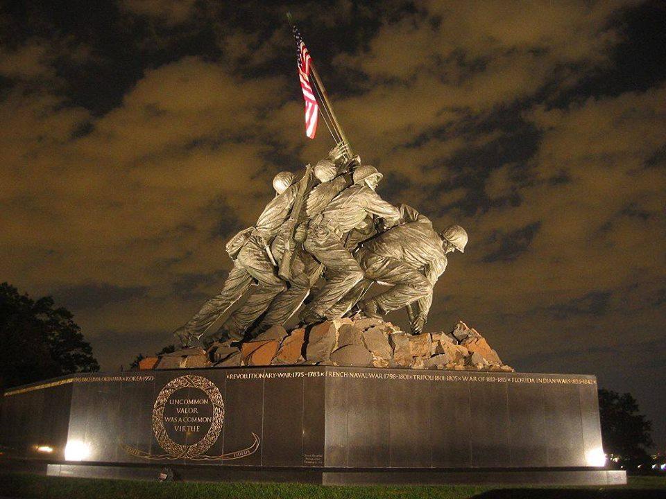 Iwo Jima Revisited