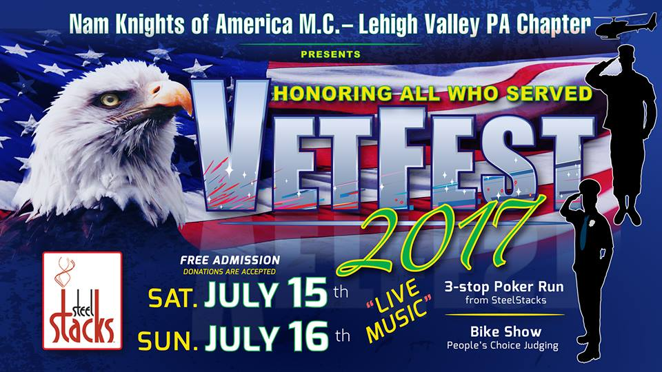 2nd Annual VetFest - Nam Knights