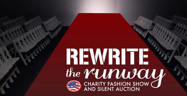 Rewrite the Runway: Veterans Charity Fashion Show and Silent Auction