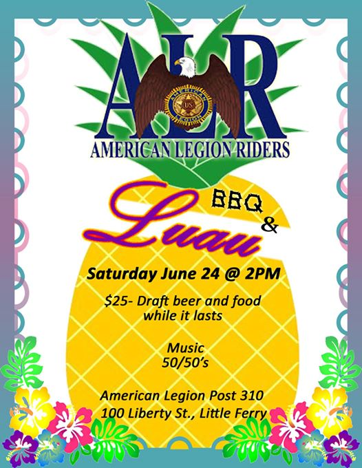 2nd Annual Luau - Amer Leg