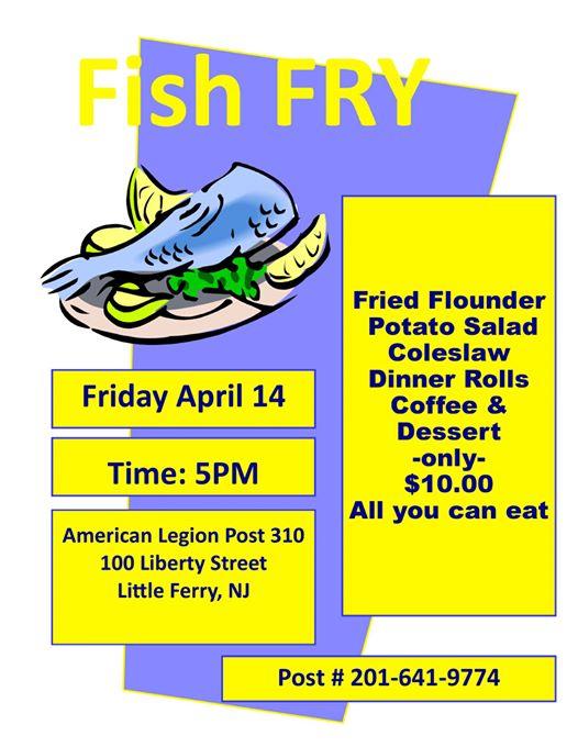 Good Friday Fish Fry