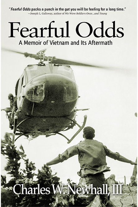 Fearful Odds Is A Haunting Memoir Of Combat In Vietnam And The Consequences of War
