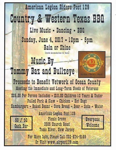 Country & Western Texas BBQ - Amer Leg