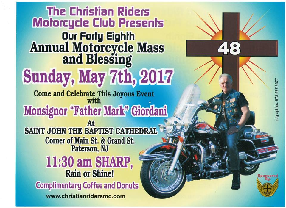 48th Blessing of Bikes & Mass