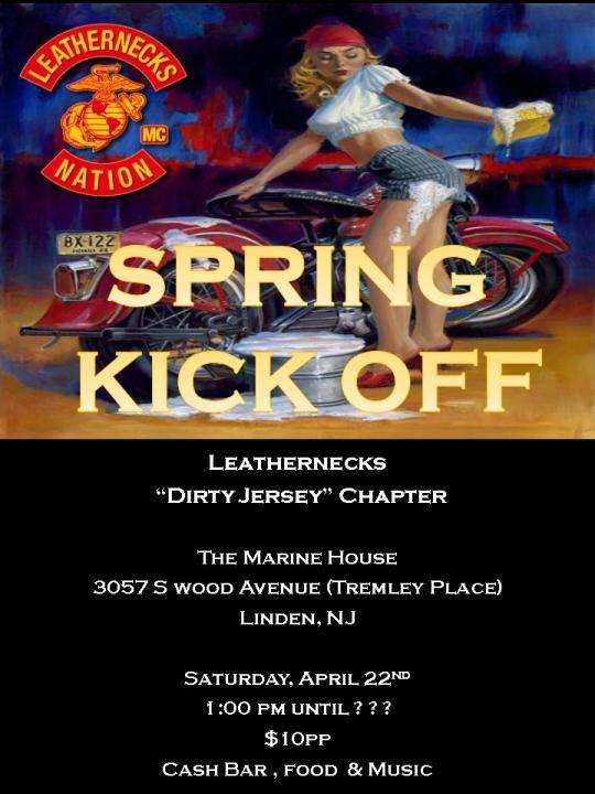 Spring KickOff - Leathernecks MC