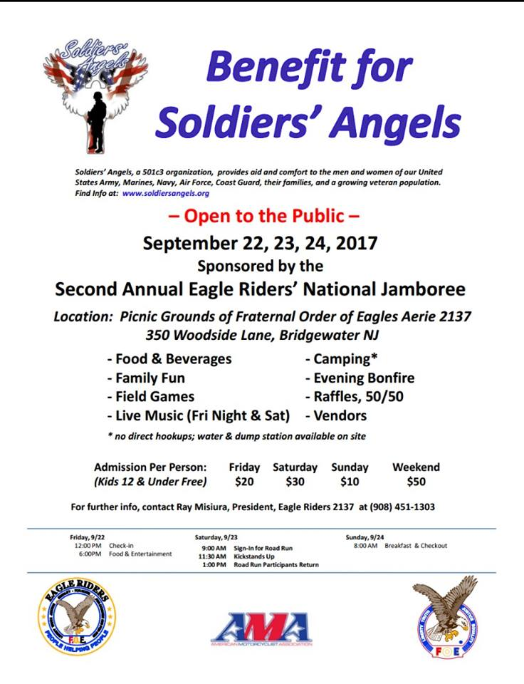 Benefit for Soldiers Angels