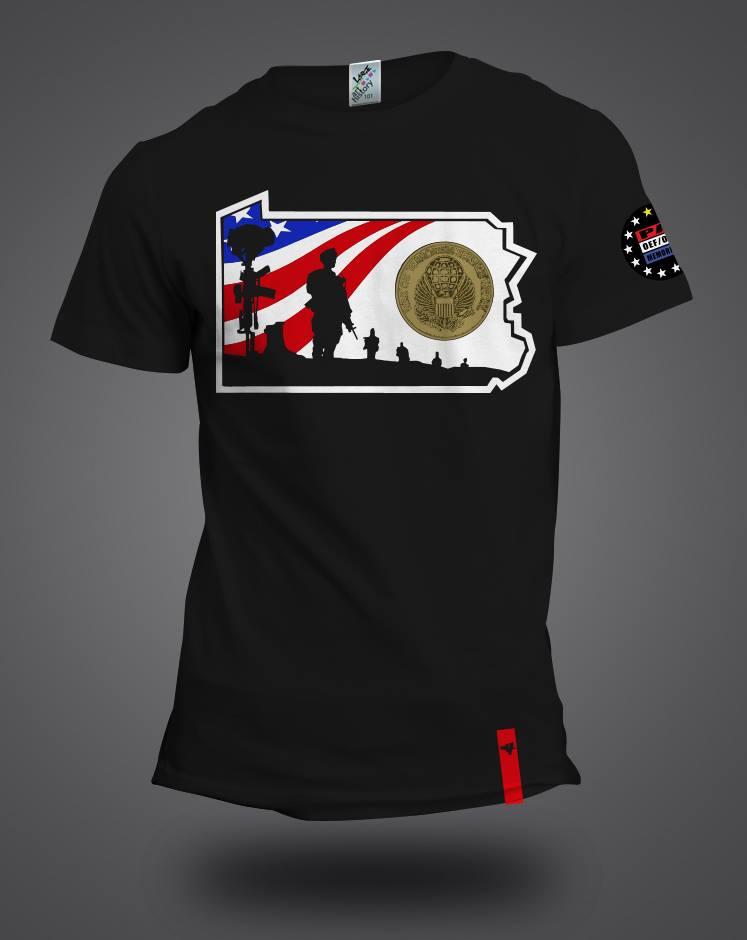 Global War on Terrorism Memorial Shirt Release