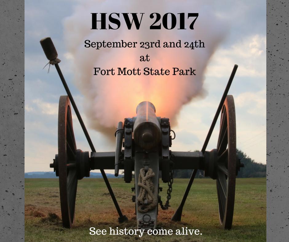 Historic Soldiers Weekend
