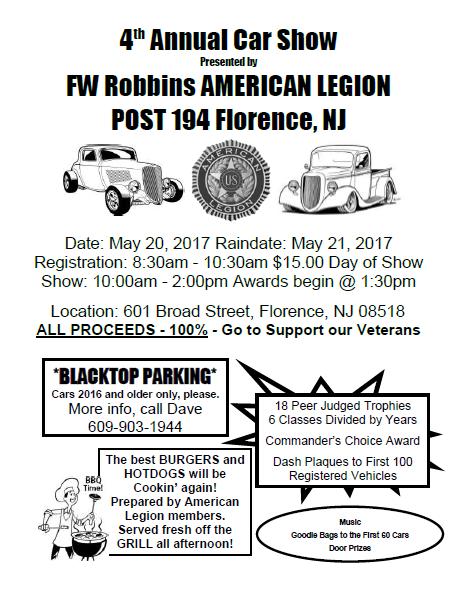 American Legion Post 194 Classic Car Show