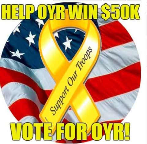 Pls Vote - Operation Yellow Ribbon - Wawa Hero Award