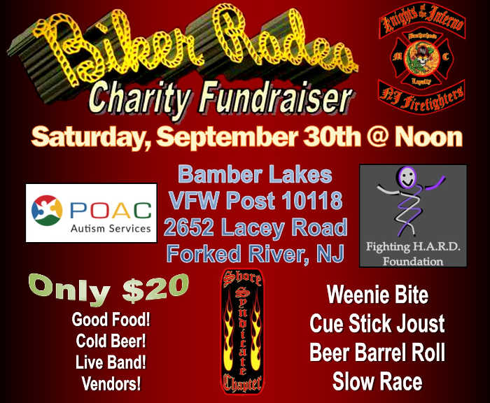 Annual Charity Biker Rodeo – Knights of Inferno MC