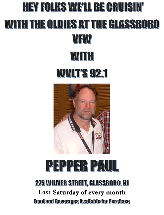 DJ Pepper Paul from WVLT's 92.1