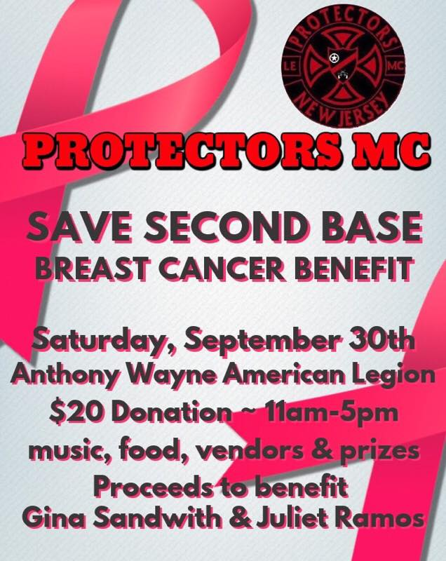 Protectors LEMC - Save Second Base