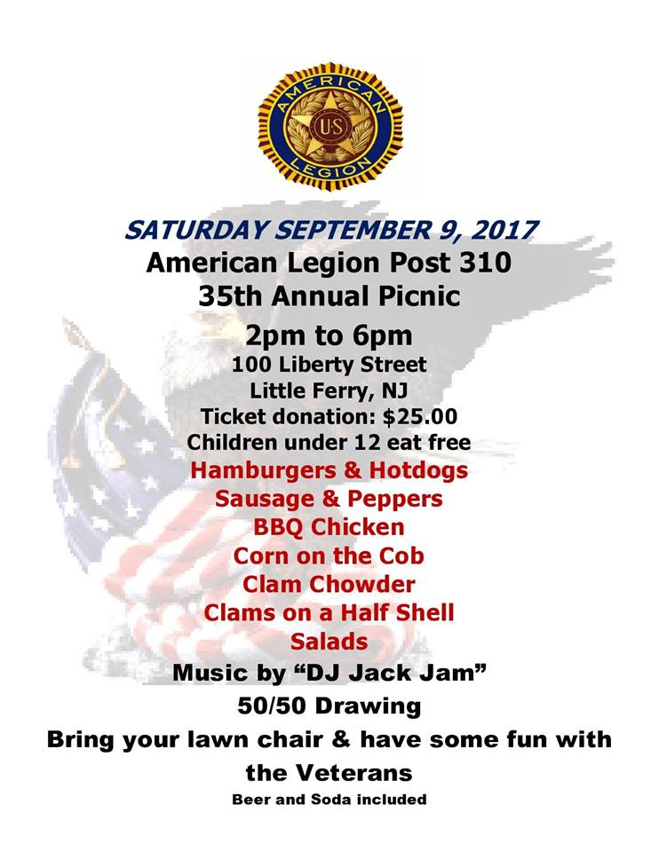 35th Annual Picnic - Amer Leg