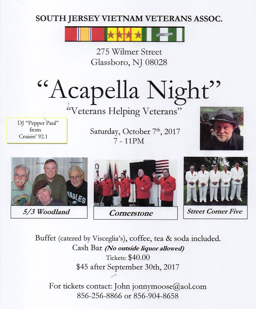 Acapella Night