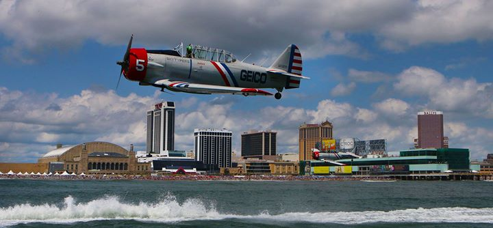 2017 Atlantic City Airshow Thunder Over The Boardwalk