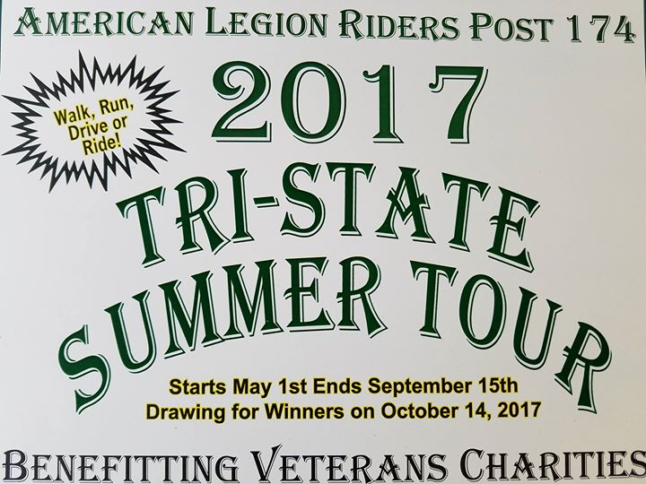 2017 Tri-State Summer Tour Party