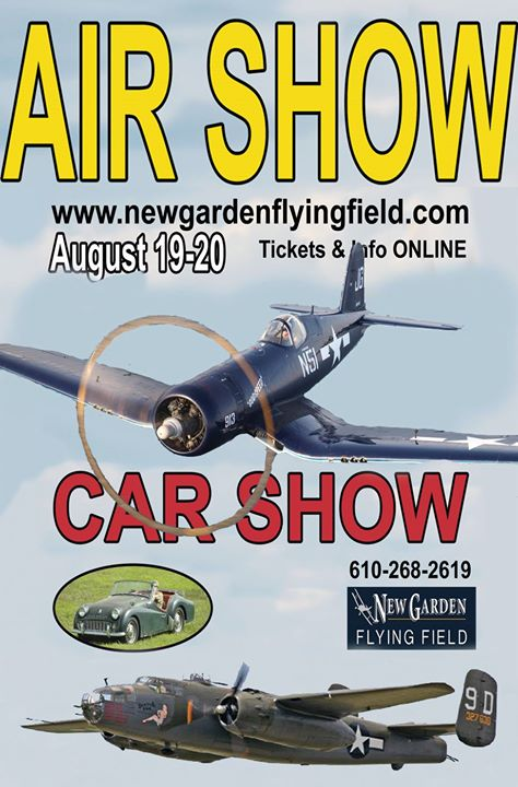 Festival of Flight Air and Car Show