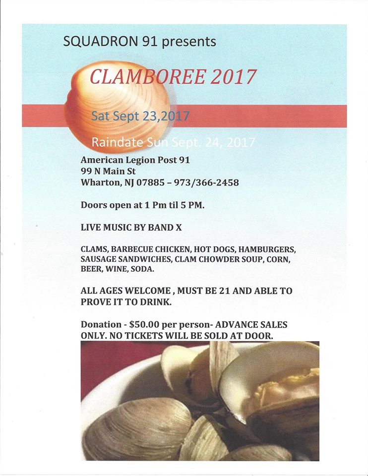 Clamboree - American Legion