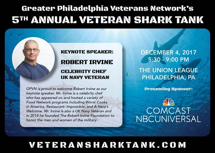5th Annual Veteran Shark Tank