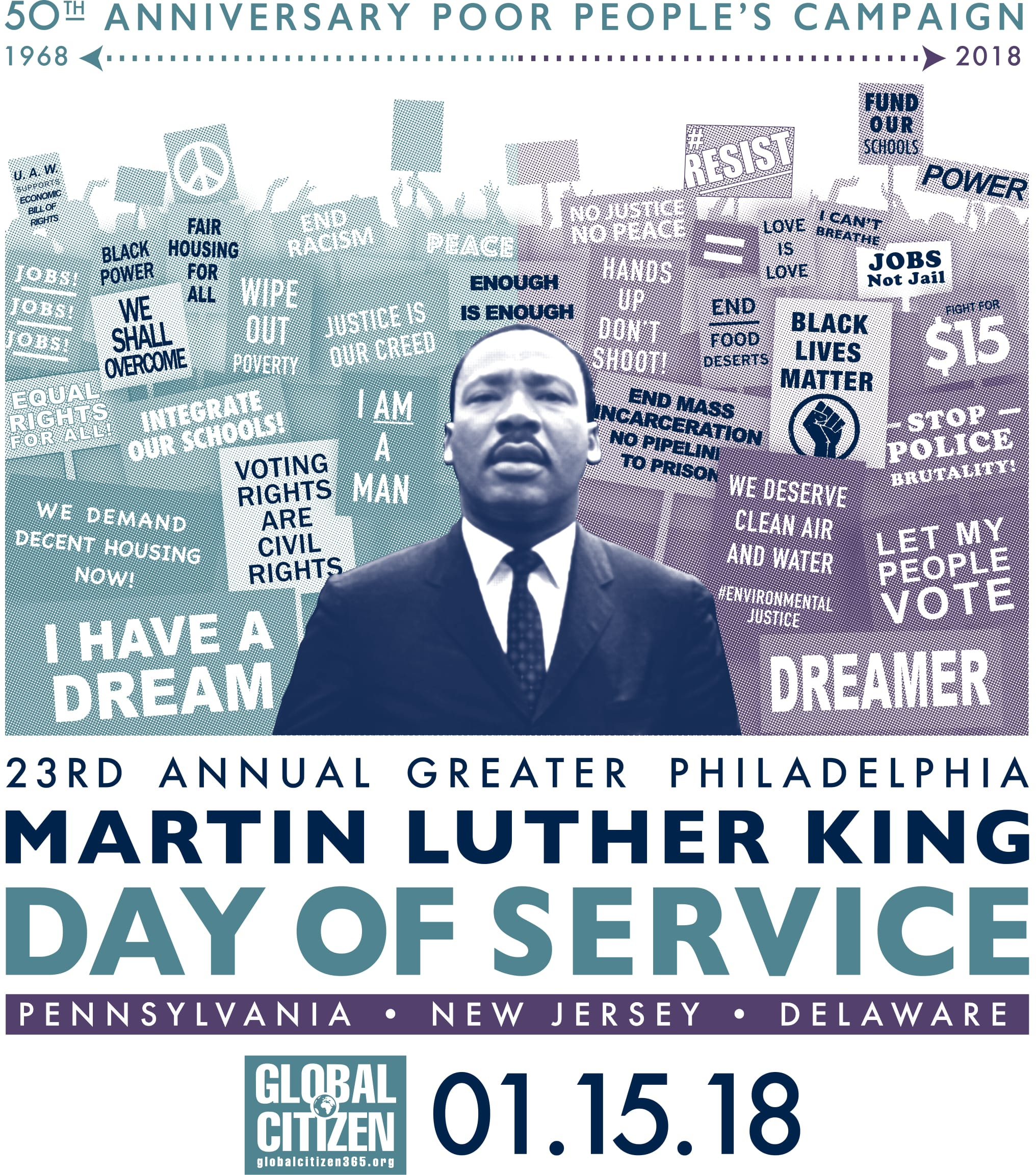 Image result for The Greater Philadelphia MLK Day of Service